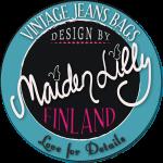 Vintage Jeans Bags