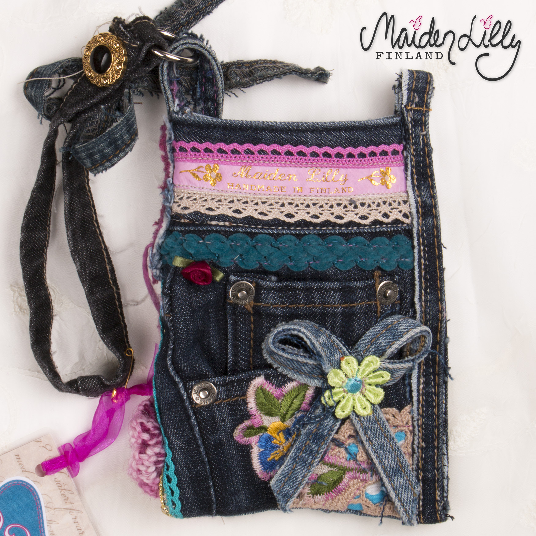 Maiden Lilly Finland Cell Bag