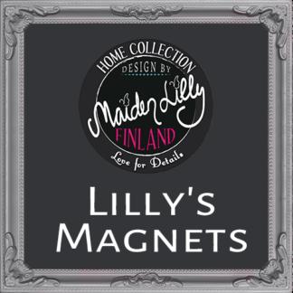 Jääkaappimagneetit Lilly's Magnets