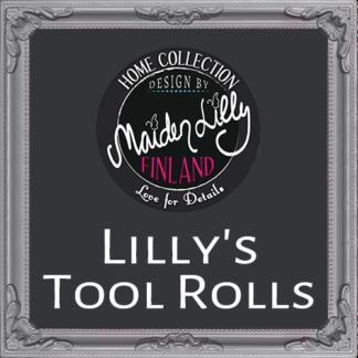 Työkalurullat Lilly's Tool Rolls