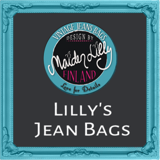 Farkkulaukut Lilly's Jeans Bags