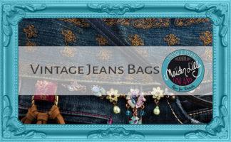 Laukut ja asusteet Vintage Jeans Bags