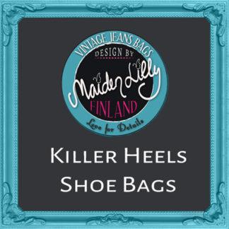 Kenkäpussit Killer Heels
