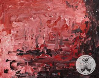 Pirjo Saarela Original painting Downunder