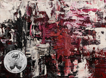 Pirjo Saarela Original painting Hide the private parts