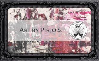 Taideteokset Art by Pirjo S.