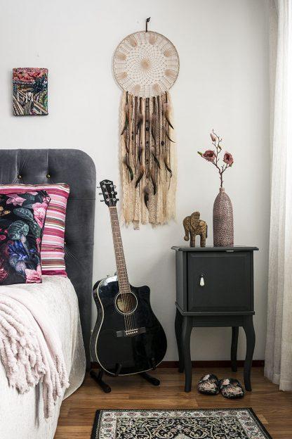 Tekstiilitaidetta, Unisiepparit sisustuksessa Maiden Lilly Finland